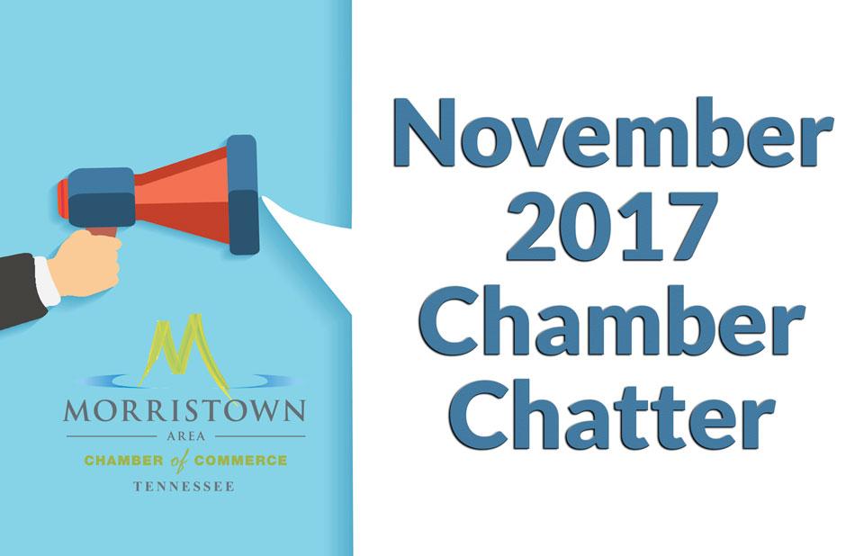 Chamber Chatter November 2017