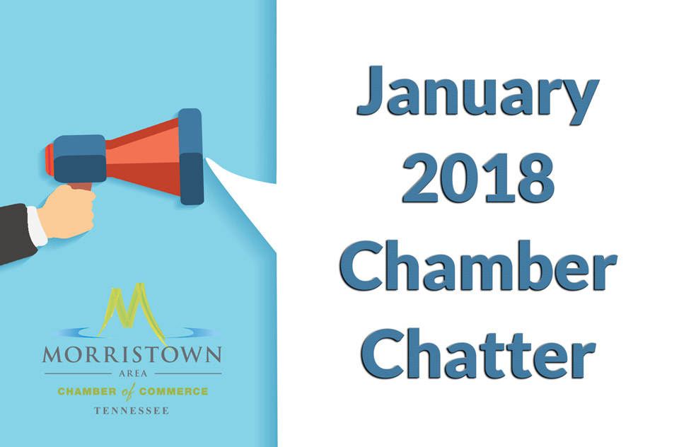 January 2018 Chamber Chatter