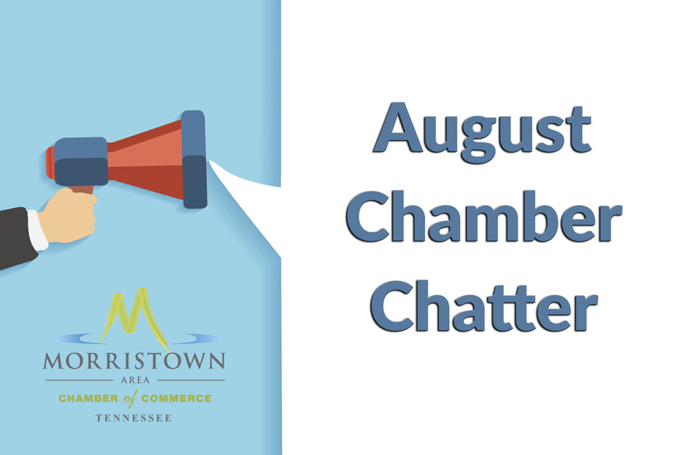 Chamber Chatter August