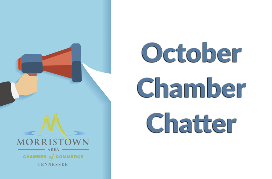 Chmber Chatter October