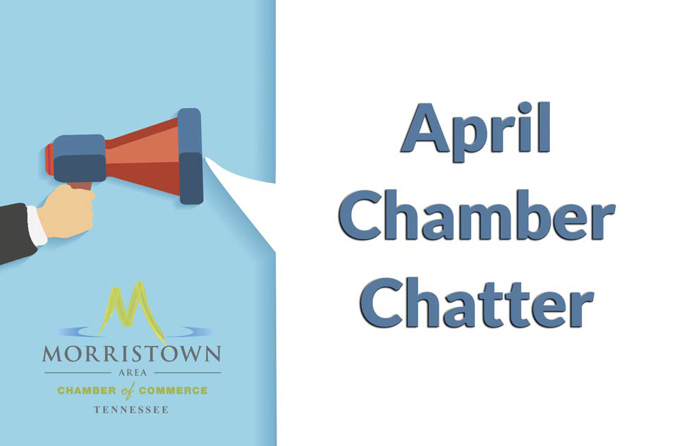 Chamber Chatter April