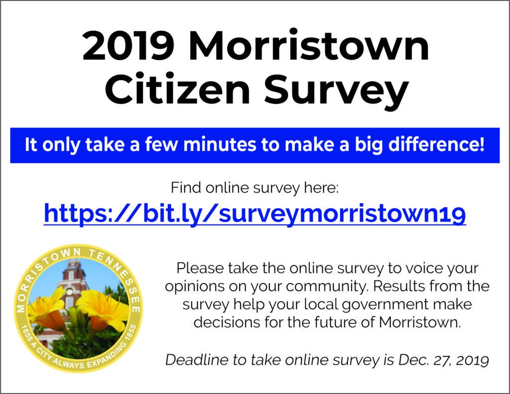 Survey Morristown