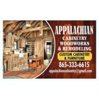 Appalachian Cabinetry & Woodworking