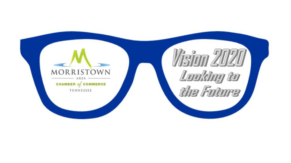 2020 morristown theme logo